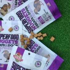 SuperFood Nuggets Treats Duck
