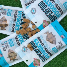 SuperFood Nuggets Treats Whitefish