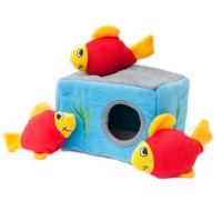 Zippy Burrow - Aquarium
