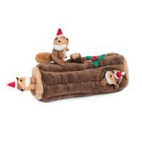 Holiday Burrow - Yule Log