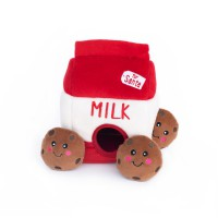 Holiday Burrow - Santa's Milk and Cookies