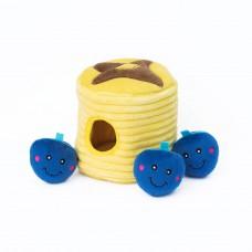 Zippy Burrow - Blueberry Pancakes