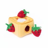 Zippy Burrow - Strawberry Waffles