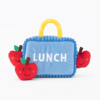 Zippy Burrow - Lunchbox with Apples