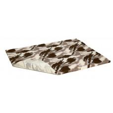 1m X 150cm  防滑寵物床墊 - 迷彩啡