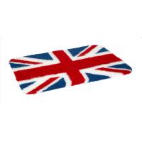 防滑寵物床墊 - 英國國旗
